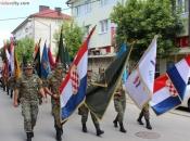 Brigada kralja Tomislava svečano obilježila 26. obljetnicu