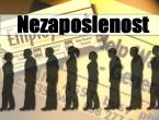 U BiH u listopadu 530.897 nezaposlenih osoba