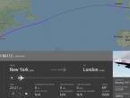 Oluja Ciara pomogla avionu da obori transatlanski rekord
