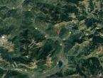 Jak potres pogodio Crnu Goru