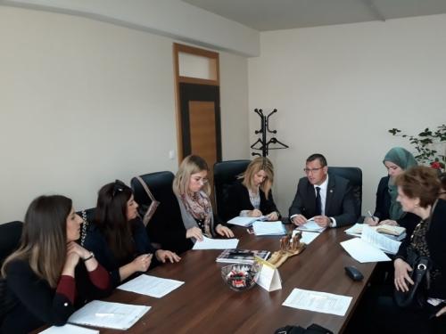 U Mostaru održan sastanak s predstavnicima Domova zdravlja
