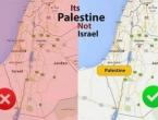 Google uklonio Palestinu s mape pa izazvao masovne kritike