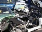 Lančani sudar 150 automobila, dvoje mrtvih