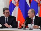 Vučić rekao Putinu da Srbija neće ući u NATO