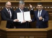 Ukrajina će podnijeti molbu za članstvo u EU i NATO