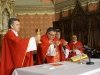 Kardinal Puljić predvodio Misno slavlje bez naroda na Cvjetnicu u sarajevskoj katedrali