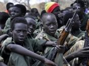 Djeca u Nigeriji koriste se kao vojna snaga