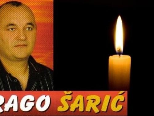 Preminuo duvanjski pjevač Drago Šarić