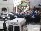 Branitelji napuštaju Markov trg i odlaze u Savsku, čekaju ponedjeljak