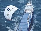 Nijemci izumili nova jedra za prekooceanske teretne brodove