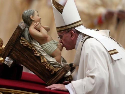 Papa Franjo: Današnje izbjeglice su kao Josip i Marija