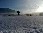 Prognoza do četvrtka: Oblačno vrijeme s kišom i snijegom