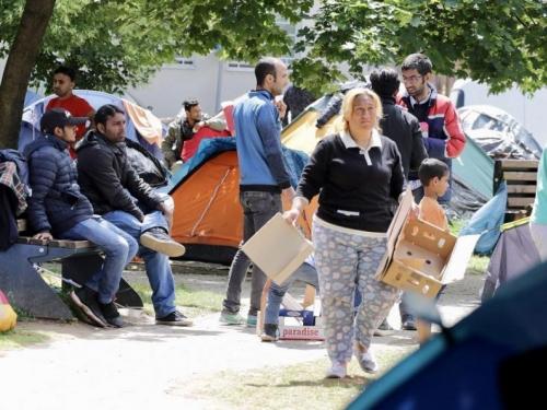 Migranti stižu u Mostar