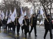 Prosvjedovali zbog presude generalu ARBiH: ''Mahmuljin ne može biti kriv''