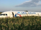 Čudo kod Moskve: Avion s 233 putnika udario u jato ptica pa sletio u polje kukuruza
