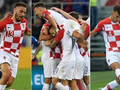 Hrvatska pregazila Slovačku na putu prema Euru!
