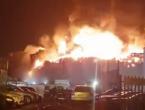 Veliki požar u Londonu, izgorjela tvornica boje