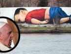 Papa Franjo se susreo s ocem sirijskog dječaka čije utapanje je šokiralo svijet