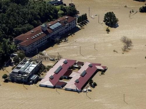 Najgori tajfun u 60 godina pogodio Japan