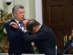 Tučnjava zastupnika u ukrajinskom parlamentu