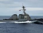 Kineski razarač došao na 40 metara od američkog, zamalo se sudarili