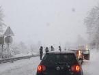 Zbog prometne nesreće obustavljen promet u Gornjoj Bradini