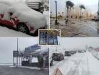 Obilni snijeg i kiša zahvatili Španjolsku, dvoje poginulih