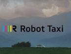 Budućnost je stigla: Robot taxi