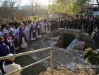 Široki Brijeg: Obilježena 75. obljetnica ubojstva 66 hercegovačkih franjevaca
