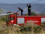 U HNŽ-u zabilježeno devet požara, u Varvari gorila pušnica