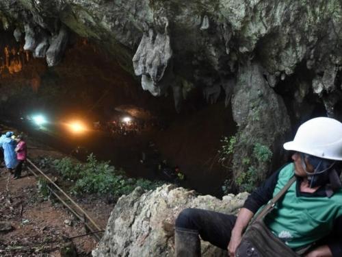 Pećina iz koje su spašeni tajlandski dječaci postaje muzej