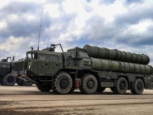 Prva isporuka ruskog raketnog sistema S-400 stigla u Tursku