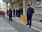 Prosvjedi zbog premlaćivanja Slavena Blaževića