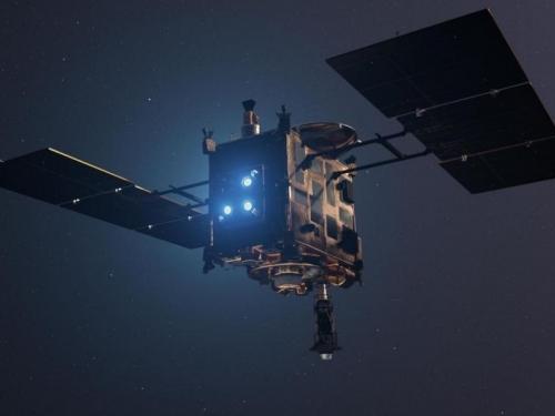 Svemirski brod krenuo nazad prema Zemlji s udaljenog asteroida