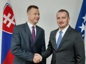 Ministar Grubeša ugostio izaslanstvo predvođeno ministrom pravde Republike Slovačke