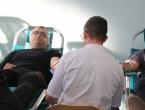FOTO: Uspješna akcija darivanja krvi u Prozoru, prikupljeno 58 doza