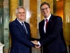 Vučić položio prisegu i preuzeo dužnost predsjednika Srbije