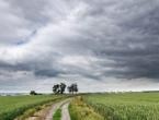 U BiH pretežito oblačno vrijeme, ponegdje kiša