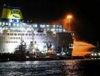 Zapalio se grčki trajekt, na njemu bilo preko 1000 ljud