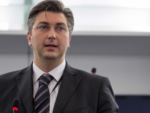 Plenković: Odlazak u Banju Luku bio je odabir Čovića i HDZ BiH