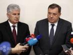 Čović i Dodik u Mostaru dogovorili koaliciju