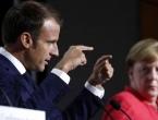 Merkel: Grube riječi Macrona o NATO-u