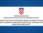 5 milijuna kuna za poticanje povratka Hrvata i stvaranje održivih uvjeta života u BiH