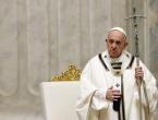 Papa Franjo na zakazanoj operaciji na debelom crijevu