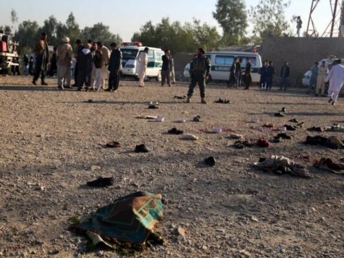 Deset civila poginulo u eksploziji bombe u Afganistanu
