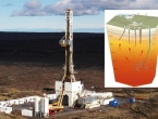 Island buši rupu duboku pet kilometara