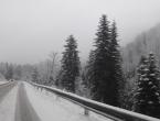 Prognoza: Sutra kiša a na planinama snijeg