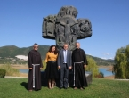 Zvonko Milas posjetio Franjevački samostan Rama-Šćit