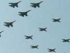 Rat na nebu iznad Europe