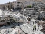 Objavljena snimka spašavanja djeteta iz ruševina Alepa